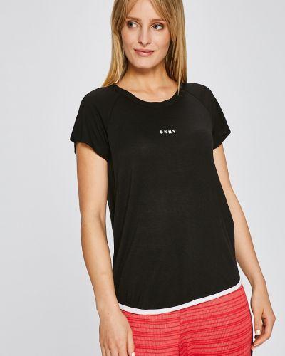 Черная рубашка Dkny