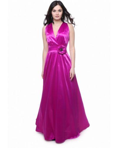 Фиолетовое вечернее платье Grey Cat