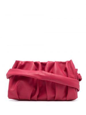 Różowa torebka skórzana Elleme