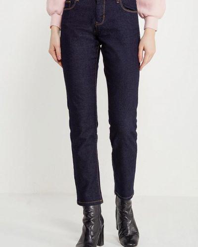 Синие прямые джинсы Dorothy Perkins