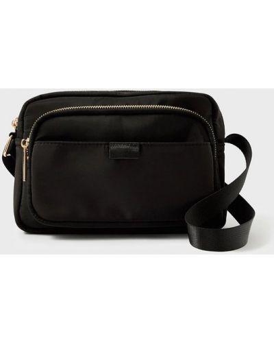 Нейлоновая сумка - черная Accessorize