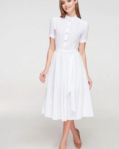 Платье прямое весеннее Brunello De Neri