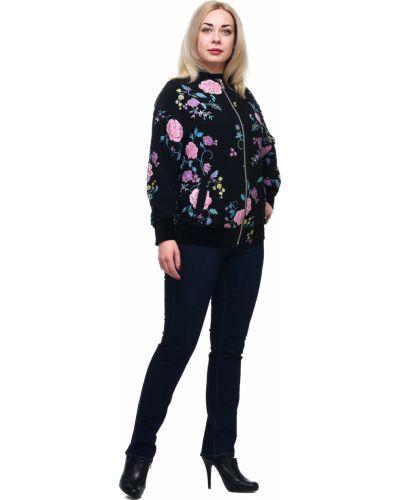 Куртка черная розовая Lacywear