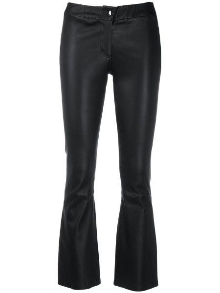 Облегающие черные брюки с карманами Arma