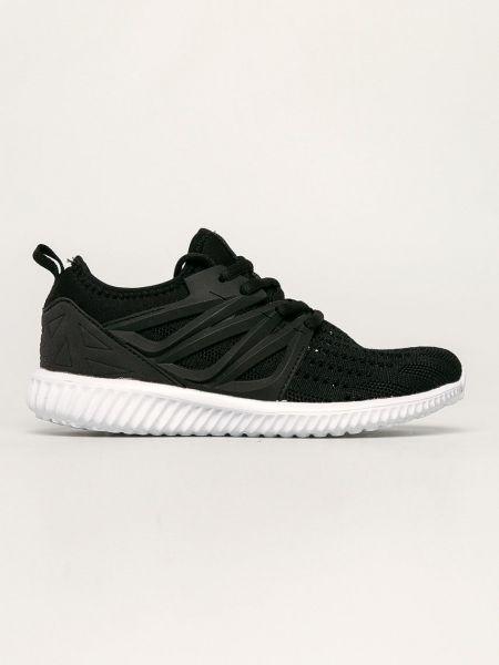 Текстильные кроссовки - черные Bartek