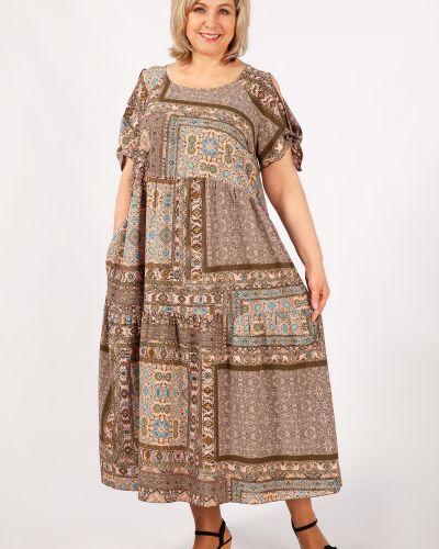 Шифоновое платье милада
