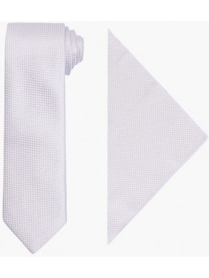 Белый зимний платок Ir.lush