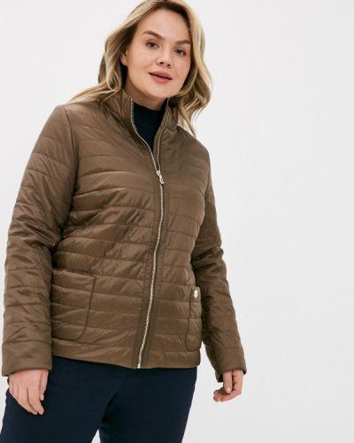 Утепленная куртка - коричневая Modress