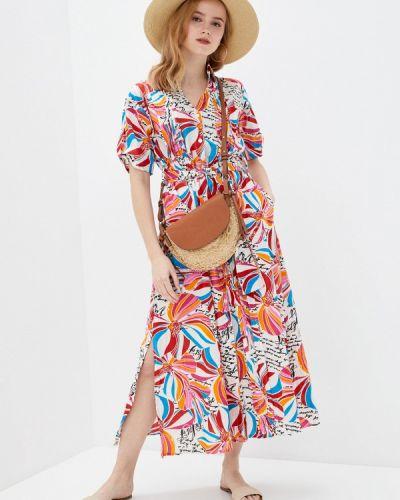 Платье-рубашка Allegri