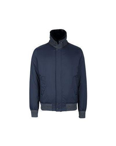Зимняя куртка демисезонная нейлоновая Cortigiani