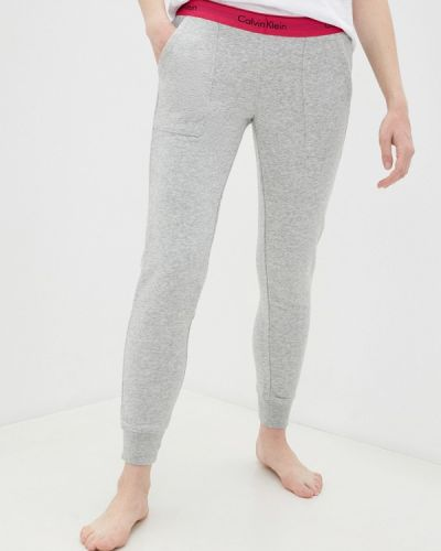 Домашние серые брюки Calvin Klein Underwear