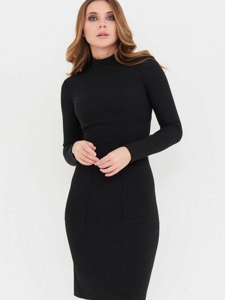 Черное платье Donatello Viorano