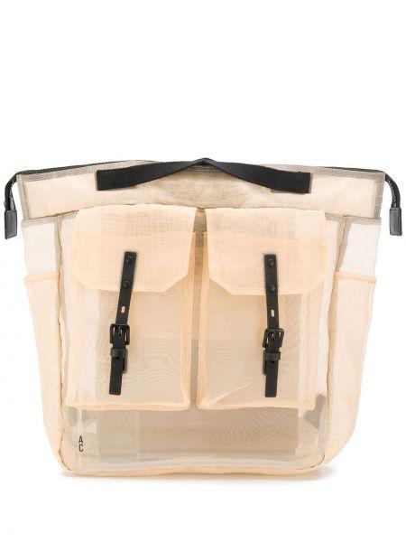 Нейлоновая сумка круглая Ally Capellino