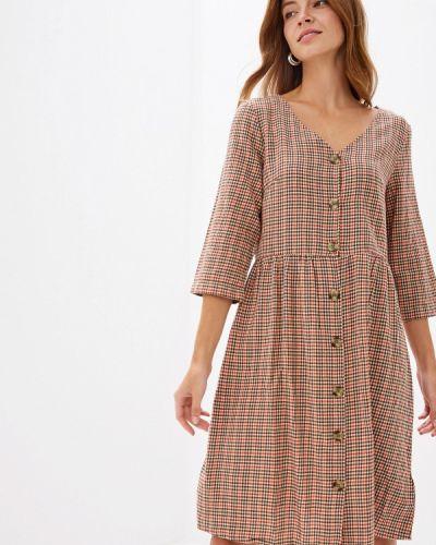 Платье осеннее прямое Blendshe