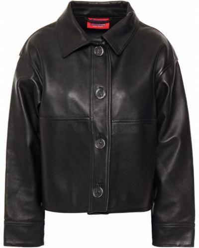 Черная куртка с карманами Solace London