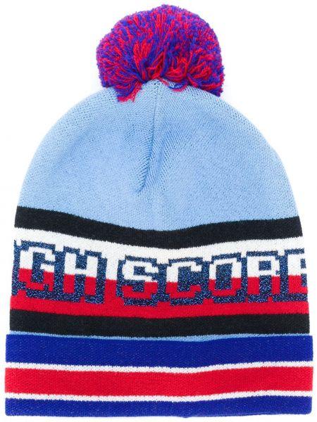 Вязаная шерстяная шапка Hilfiger Collection