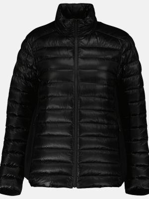 Czarna kurtka Moncler
