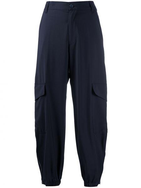 Спортивные брюки зауженные с поясом Barena