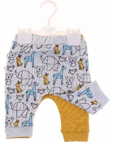 Спортивные брюки - желтые Tongs Baby