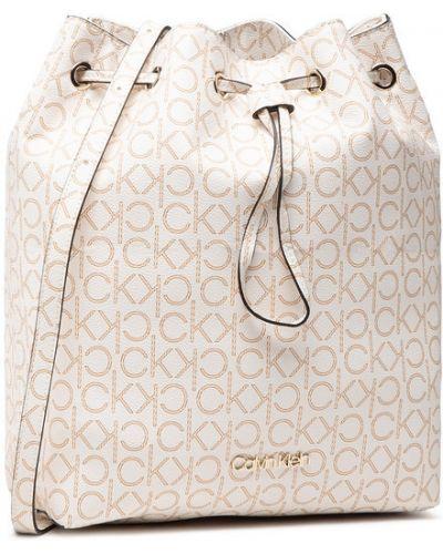 Biała torebka Calvin Klein