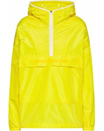 Żółta kurtka oversize Tommy Hilfiger