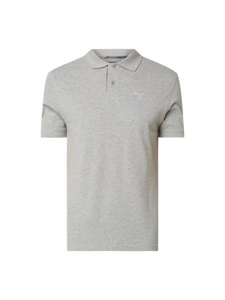T-shirt bawełniany Barbour