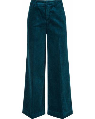 Хлопковые брюки - зеленые Beatrice.b