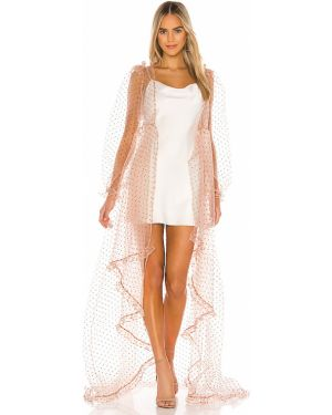 Różowa sukienka kopertowa Selkie