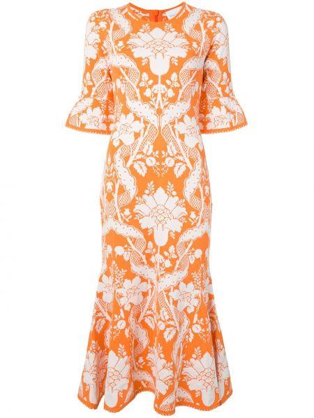 Платье мини миди с цветочным принтом Alice Mccall