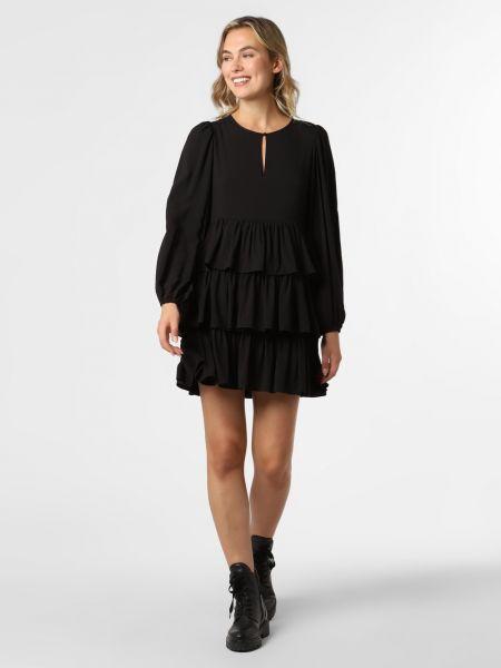 Czarna sukienka Edited