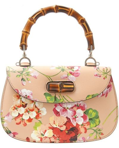 Кожаный сумка классическая с ручками Gucci