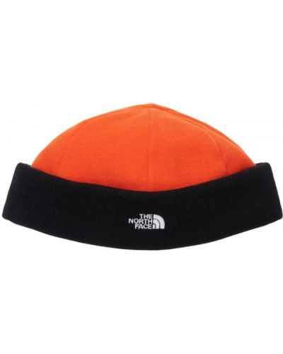 Czapka beanie - pomarańczowa The North Face