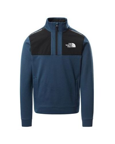 Niebieska klasyczna bluza The North Face