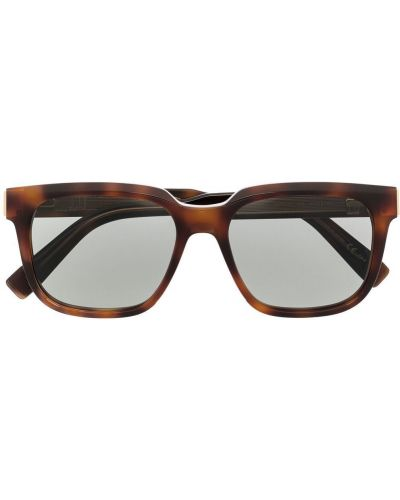 Brązowe okulary Dunhill