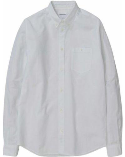 Biała koszula - biała Norse Projects