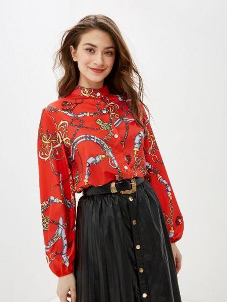 Рубашка - красная Marissimo