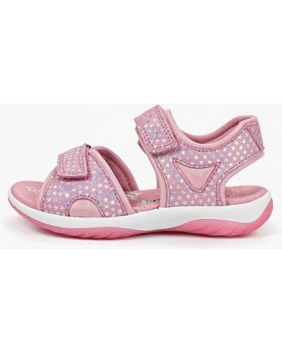 Сандалии розовый Superfit