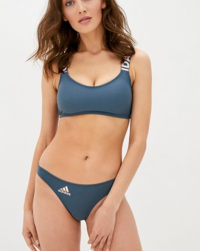 Синие слипы Adidas