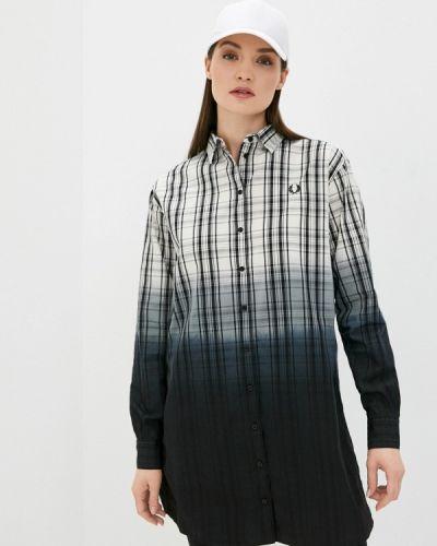 Платье-рубашка Fred Perry