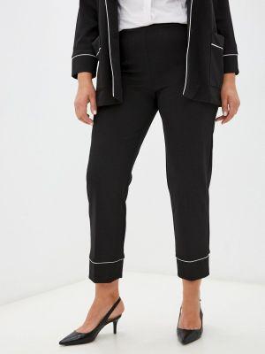 Прямые брюки - черные Sophia
