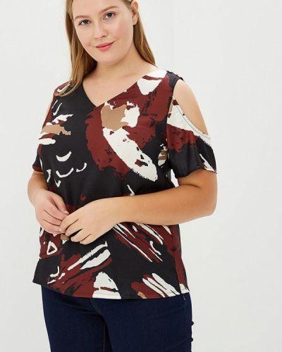 Блузка с открытыми плечами осенняя Yumi