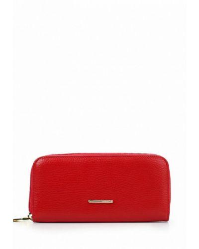 Красный кошелек Dimanche