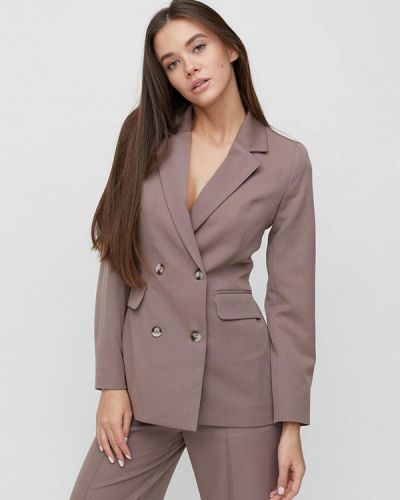 Серый пиджак Cardo