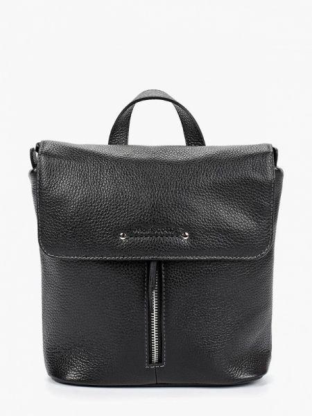 Рюкзак черный Franchesco Mariscotti