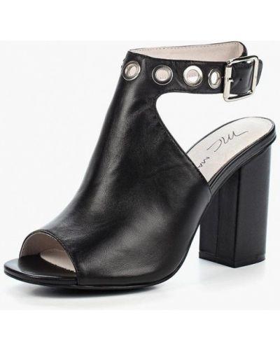 Черные босоножки на каблуке Marie Collet