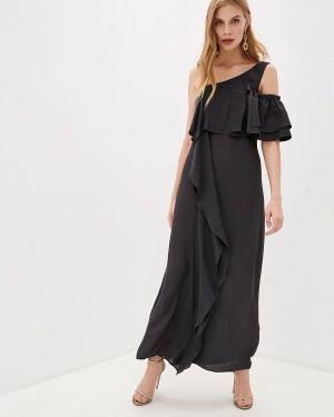 Черное вечернее платье Dorothee Schumacher