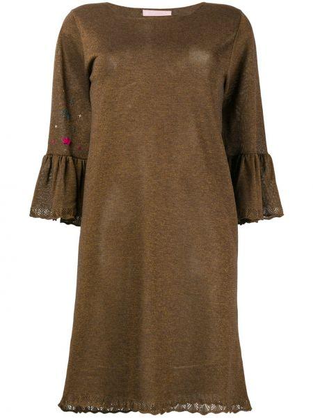 Расклешенное платье Kristina Ti