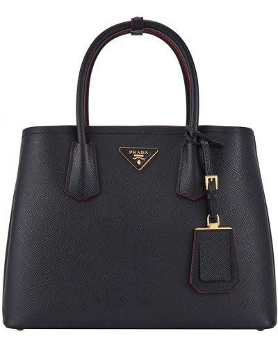 Кожаный сумка Prada