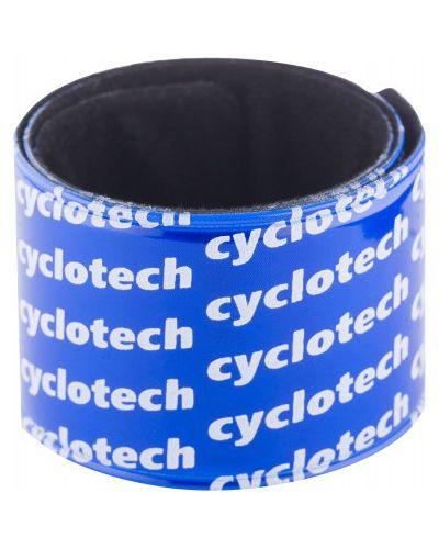 Браслет металлический синий Cyclotech