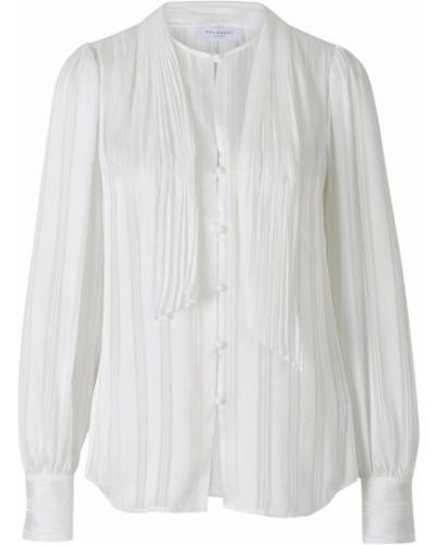 Biała klasyczna bluzka zapinane na guziki Equipment